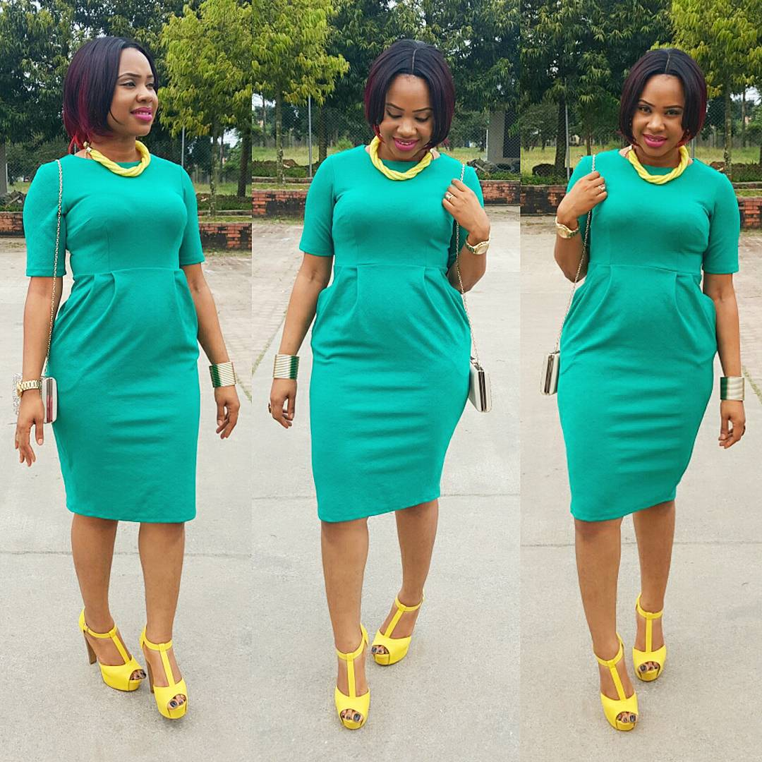10 Beautiful Fashion For Church Outfits | A Million Styles ...