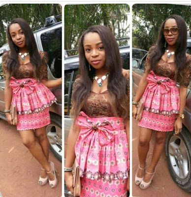nigerian skirt and blouse designs amillionstyles2
