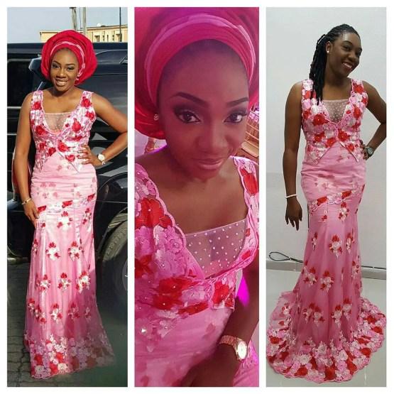 hot aso ebi styles  @kathyanthony