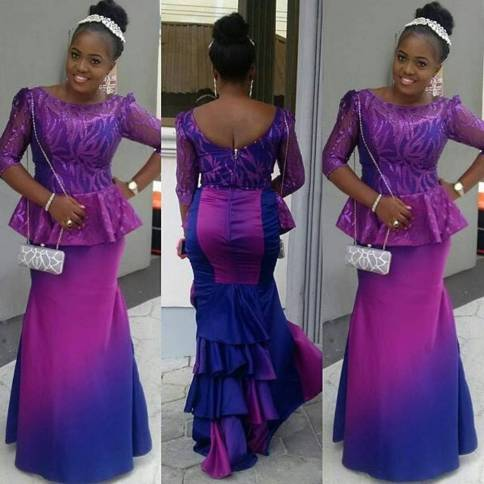 stunning Colorful Aso Ebi Styles amillionstyles.com @sinorenmakeover