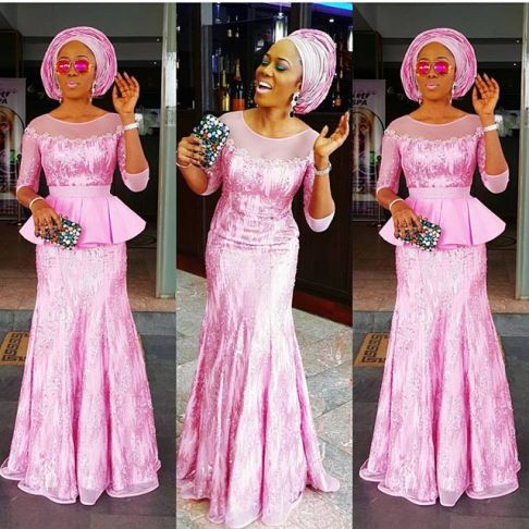 10 beautiful asoebi and ankara styles yomi-shabi amillionstyles