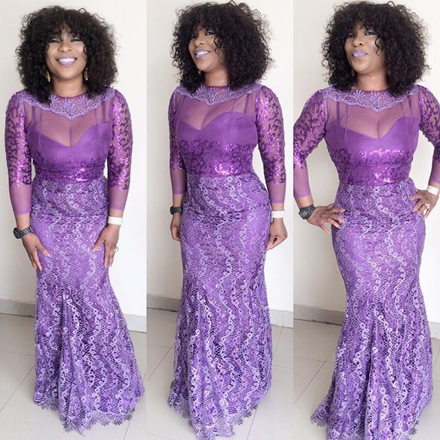 9 Magnificent Aso Ebi In Lace Styles 2016 A Million