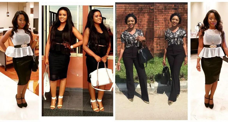 monday corporate wears lookbook amillionstyles.com fashion