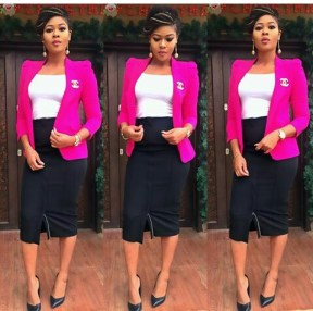 10 Corporate Outfit Ideas amillionstyles.com @chyplum