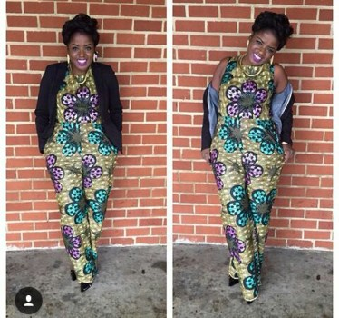 10 Dynamic Ankara Styles -  You Should See @bonasings