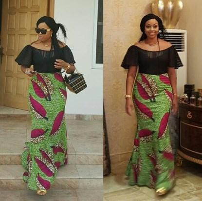 10 Dynamic Ankara Styles -  You Should See @bunmibunmi