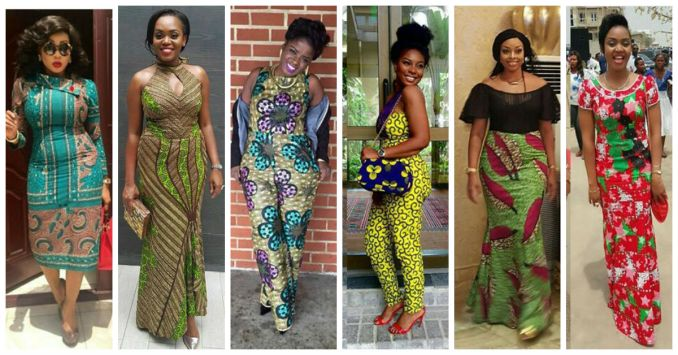 10 Dynamic Ankara Styles - You Should See amillionstyles