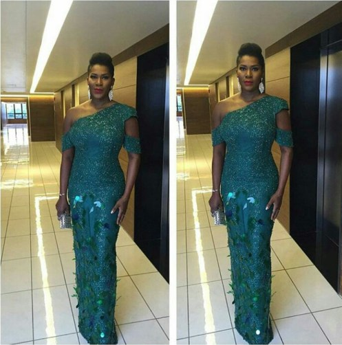 10 Jaw Dropping Celebrity Gown Styles @stephanielinus