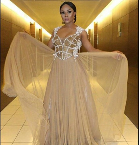 10 Jaw Dropping Celebrity Gown Styles @tokemakinwa