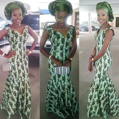 Extravagant Ankara Styles amillionstyles.com @mz_oludee
