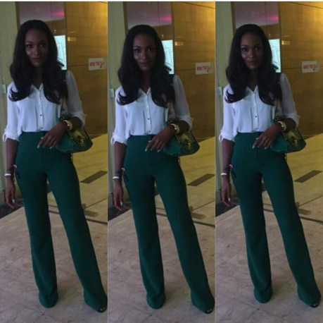 Sophisticated Office Outfits amillionstyles.com @slimzobs