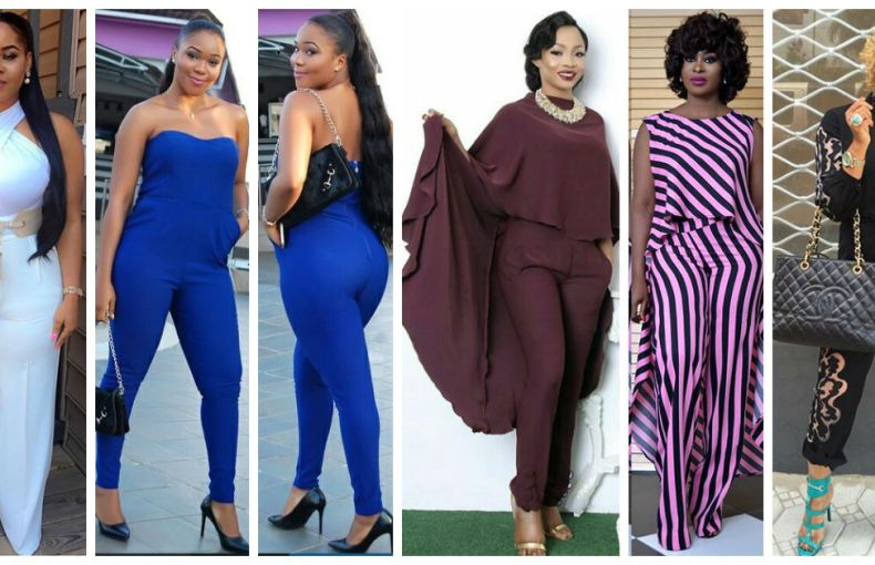 15 Outstanding Jumpsuit Styles That'll Wow You- Amillionstyles.com