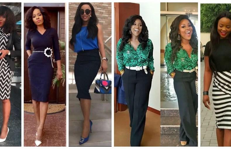 Amazing Entrepreneur Outfit amillionstyles.com