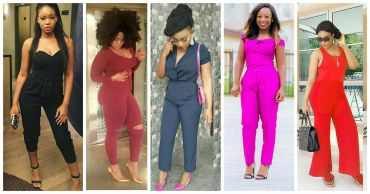 Jumpsuit Styles We Find Fascinating amillionstyles.com 2016
