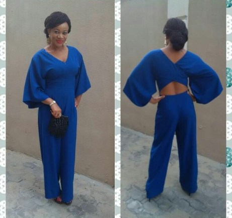 Jumpsuit Styles We Find Fascinating amillionstyles.com @uchennannanna