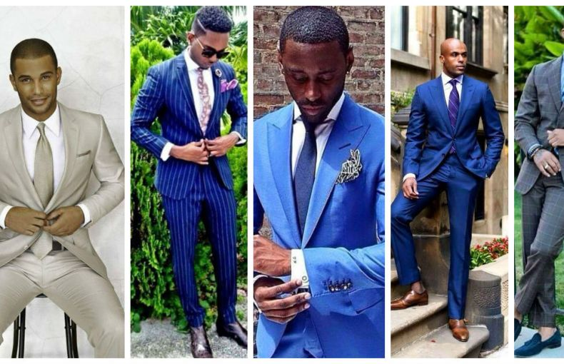 12 hot black men in suit amillionstyles.com cover