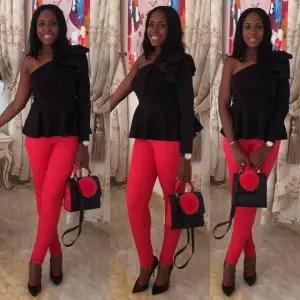 20 outfits @official lindaikeji