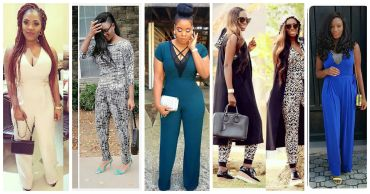 Beautiful Jumpsuit Styles amillionstyles cover
