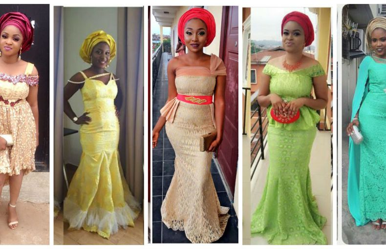 10 Outstanding Aso Ebi Attire Slayed In A Million Styles cover