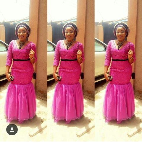 10 Outstanding  Aso Ebi Attire Slayed In A Million Styles. @houseofflorence