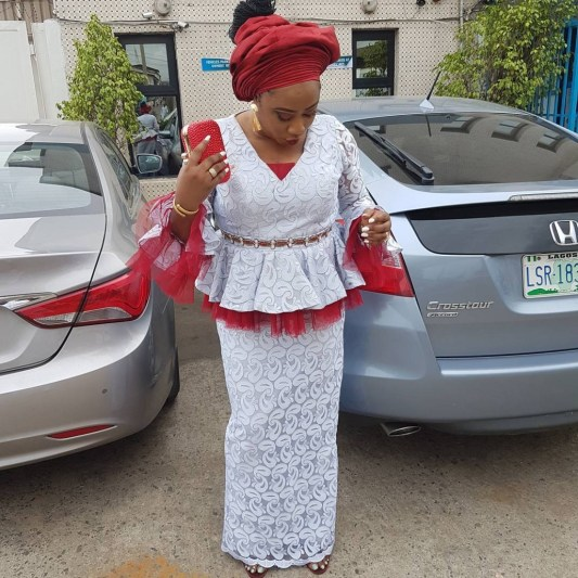 10 Outstanding  Aso Ebi Attire Slayed In A Million Styles.@pathos101