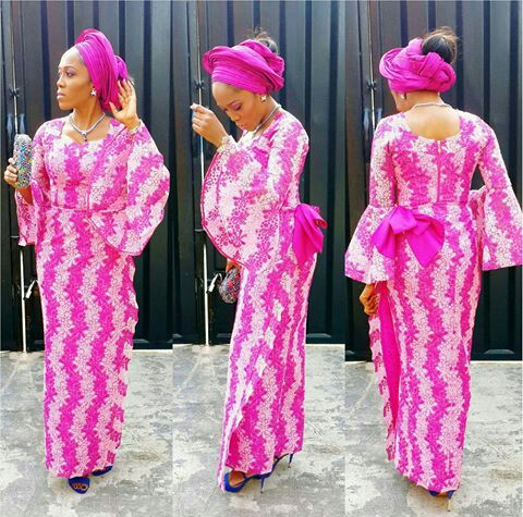 bold and beautiful asoebi styles 2016 @yomisummerhues-