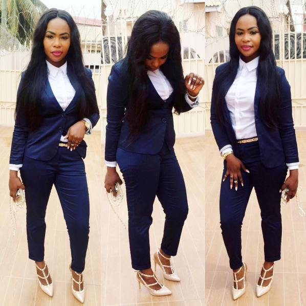 gorgeous work outfits 2016 @confam__queen__413