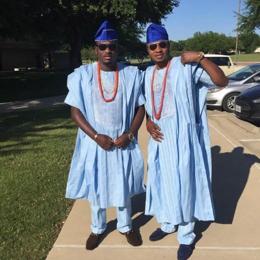 outstanding agbada styles yoruba demons @kayode2024