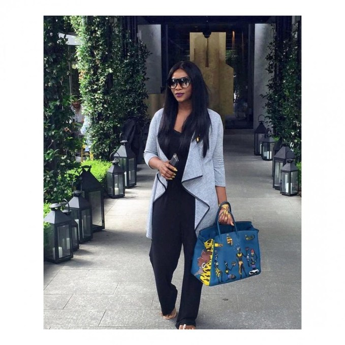 Top 10 Female Celebrity Fashion Slayers @genevievennaji