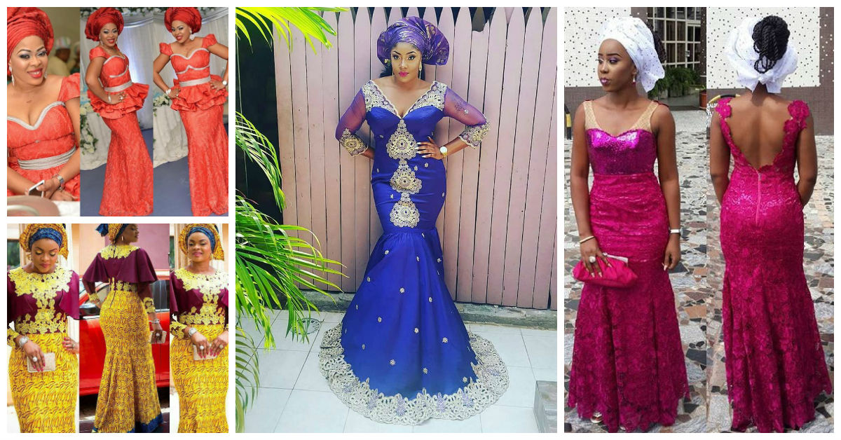 7 Perfect Aso Ebi Styles You Need To CopB Amillionstyles Cover