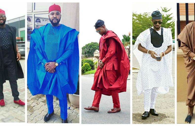 Complete Ultimate Agbada Styles For Men