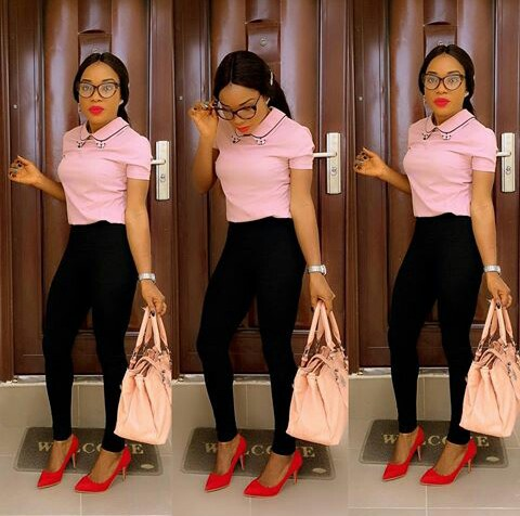 Awesome Way To Rock Your Casual Outfits To Work - This Week @ayedee_lapetite