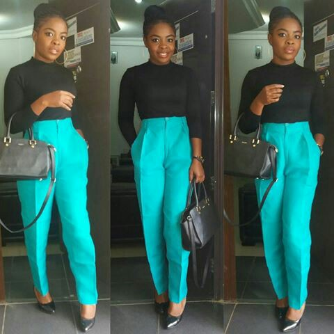 Awesome Way To Rock Your Casual Outfits To Work - This Week @creamyifueko