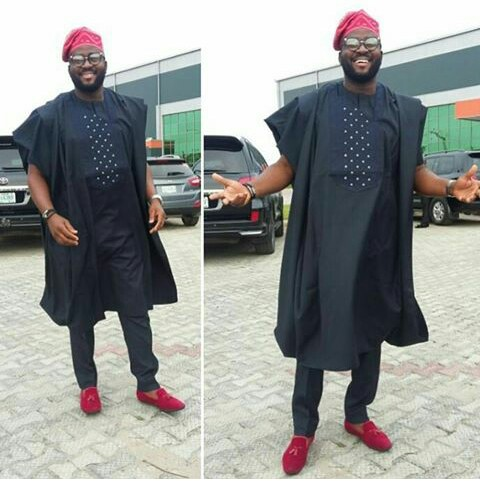 Complete Ultimate Agbada Styles For Men - Amazing | Amillionstyles.com