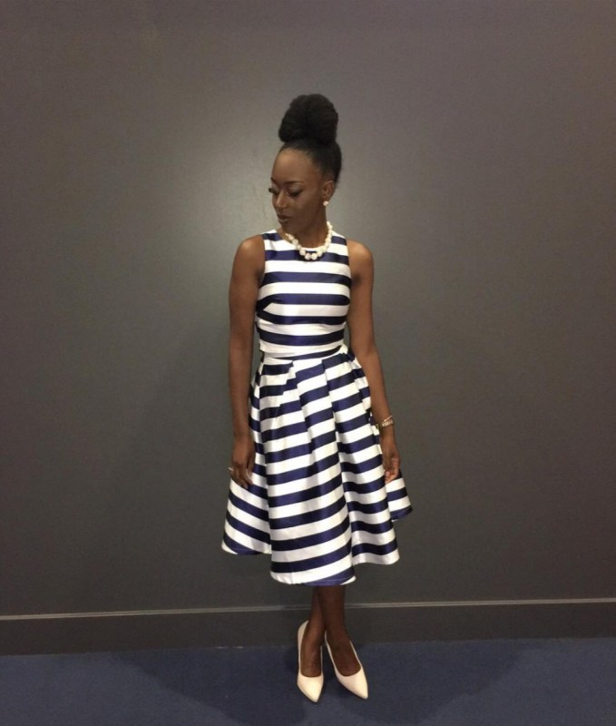 Fashion For Church - Plain, Patterned And Flora Dresses amillionstyles @iam_brej
