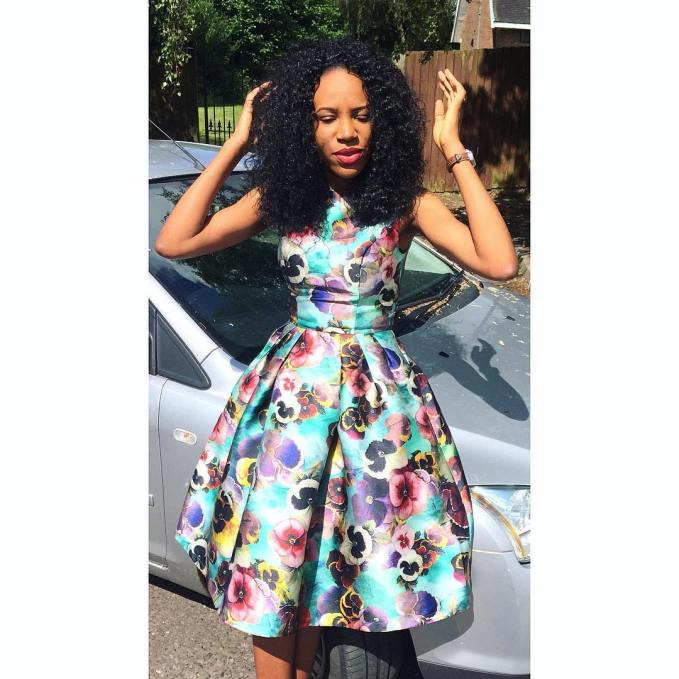 Fashion For Church - Plain, Patterned And Flora Dresses amillionstyles @o.m.a.a