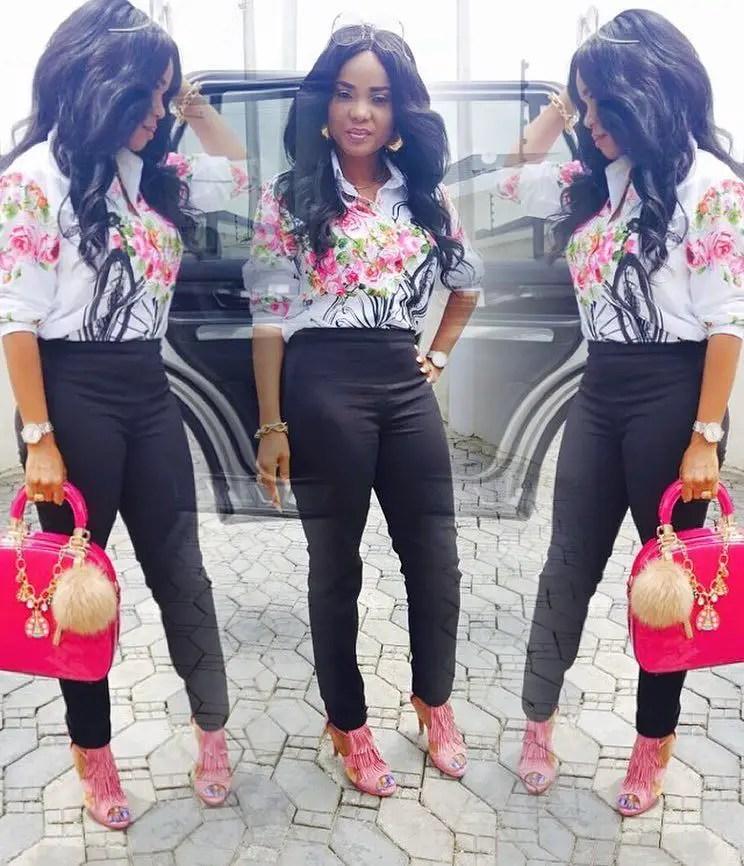 stylish pant trousers @iyaboojofesperis