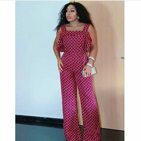 6 Pant Trousers & Jumpsuit In Ankara Styles. Amillionstyles.com @ritadominic