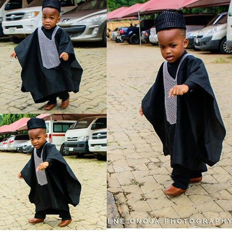 Awesome Agbada Styles For Children amillionstyles.com @reallest