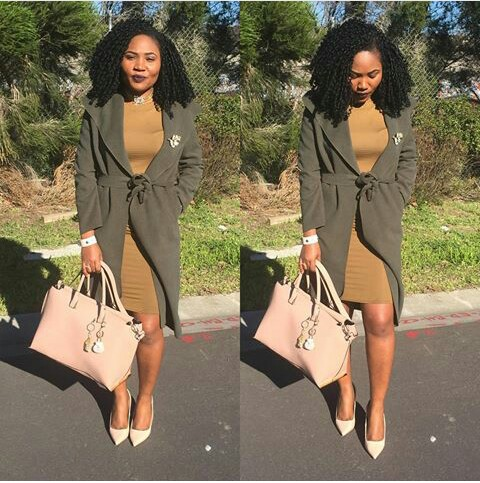 Casual Outfits For Office amillionstyles @thebeningirl