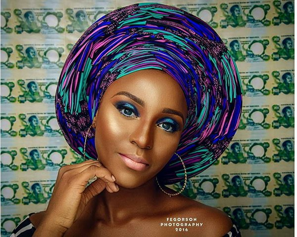 How To Rock Your Head Gear Popularly Known As Gele @campussnap