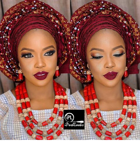 How To Rock Your Head Gear Popularly Known As Gele @iposhlooks