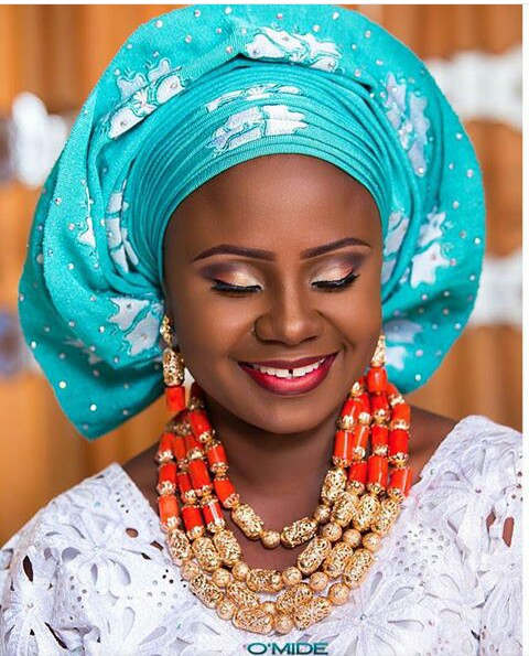 How To Rock Your Head Gear Popularly Known As Gele @tiwabola