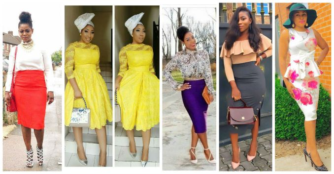 11 Colorful Church Outfit - Amillionstyles.com