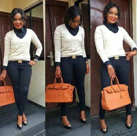 Fashionistas Office Lookbook 9 amillionstyles @barbramark56