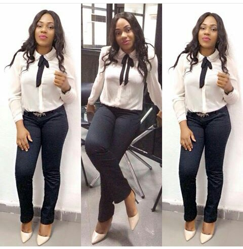 Fashionistas Office Lookbook 9 amillionstyles @dorissapphy