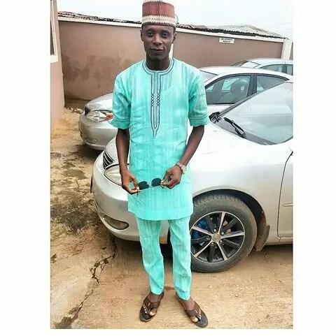 Awesome Atiku Style For Men amillionstyles @iammrshark