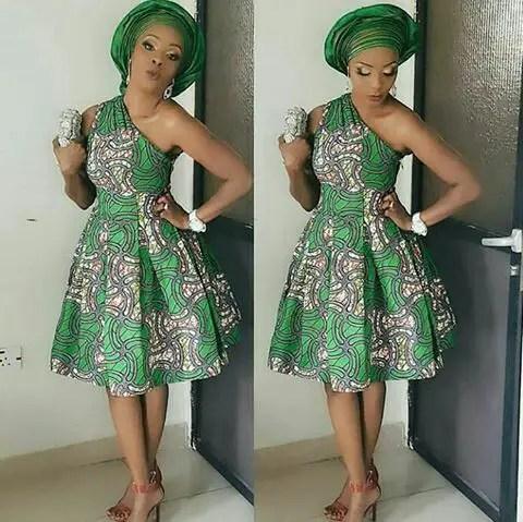 Classy Ankara Dresses - amillionstyles @abiodunpopoola