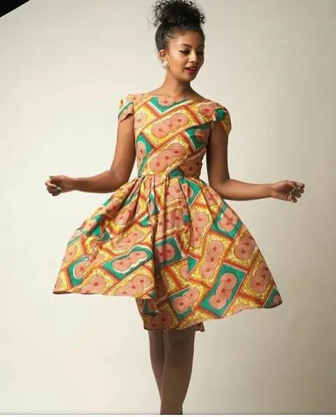 Classy Ankara Dresses - amillionstyles @adasabymarycecil