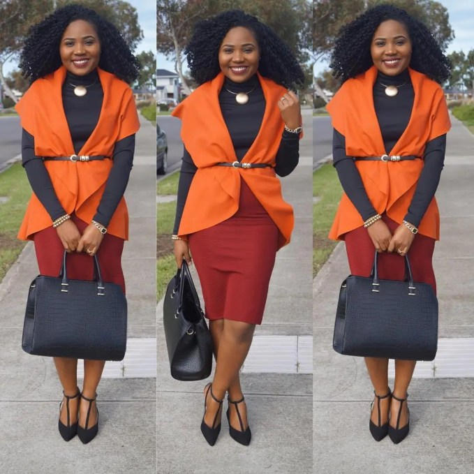 11 Colorful Church Outfit - Amillionstyles.com @thebeningirl